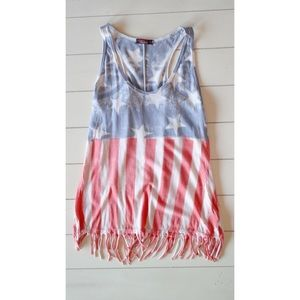 "T Party XS ""America"" tank"